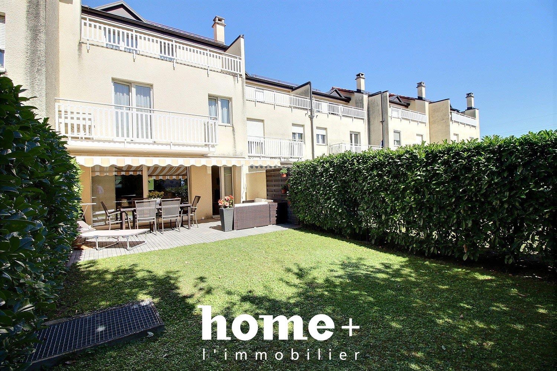 Gland-Villa contiguë de 5.5 pièces avec terrasse et jardin